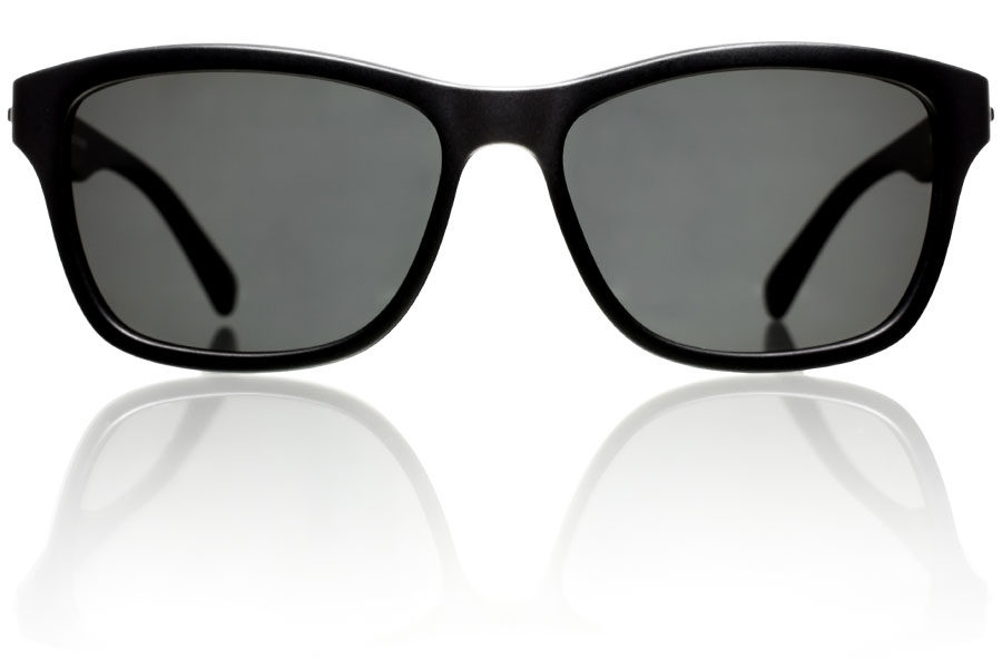 The-Point-Black-Matte-Grey-Polycarbonate-Polarized-Front-Bucci-Sunglasses-wb